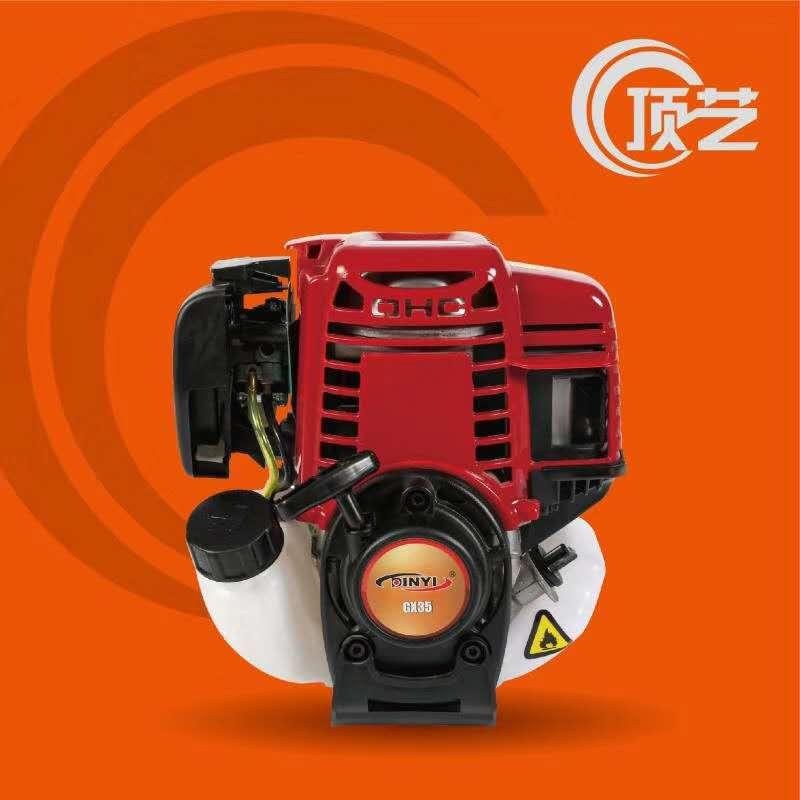 4 stroke gasoline engine