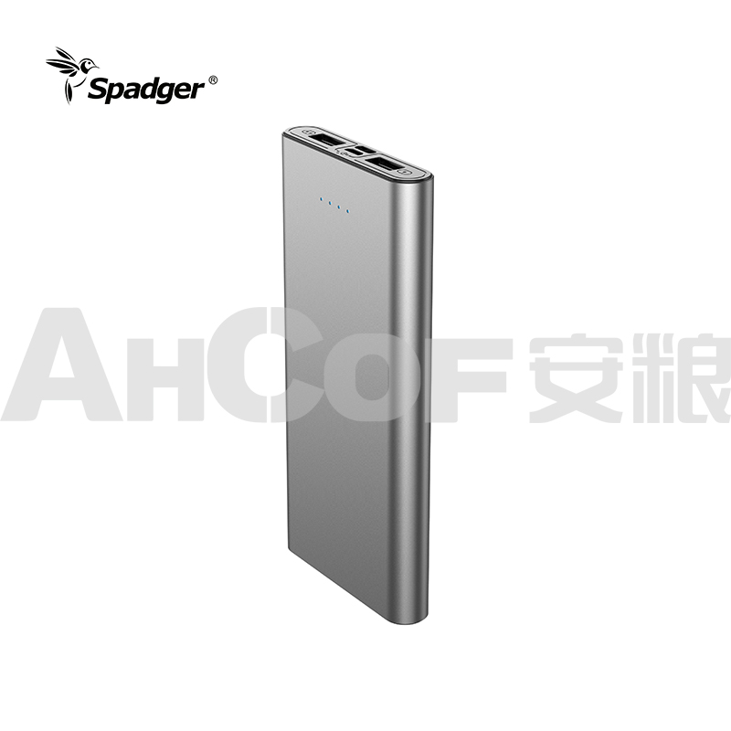 Metal Aluminum PD Fast Charge Power Bank