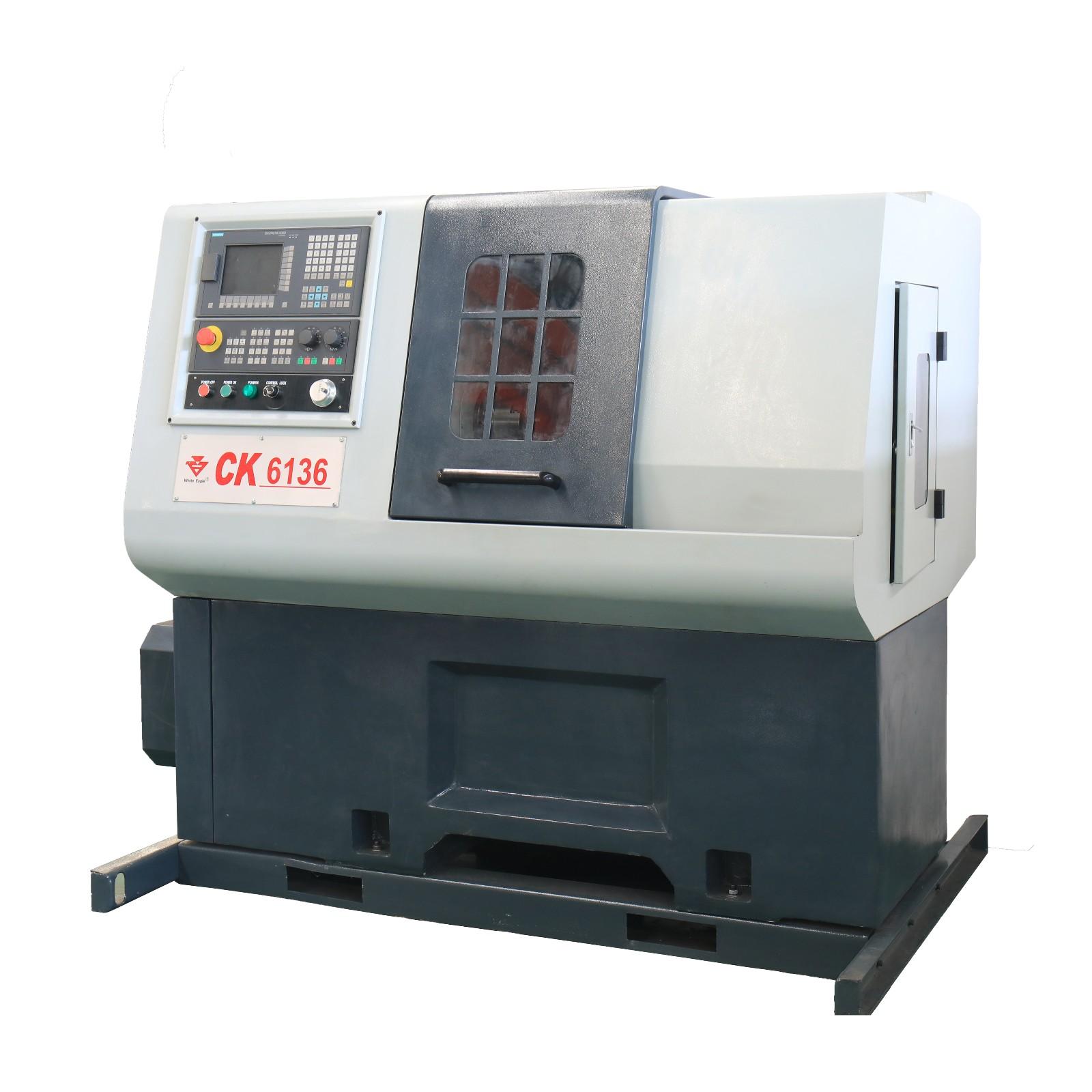 CNC Lathe CK6136/1000