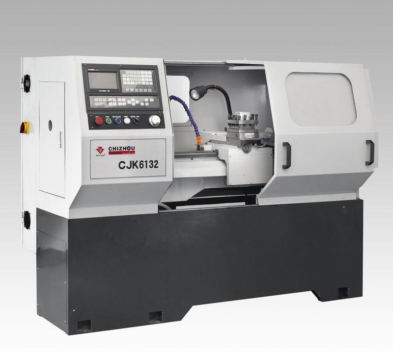 economic CNC lathe CJK6132 series