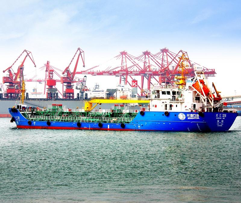 4100T oil tanker