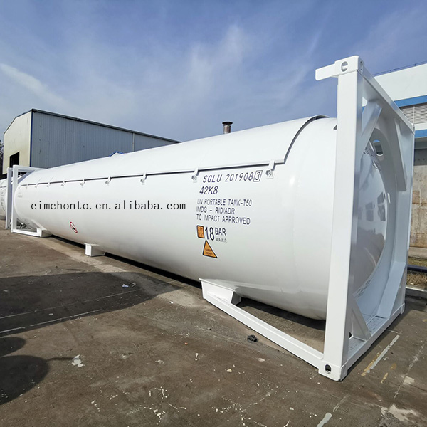 T50 LPG ISO Tank Container