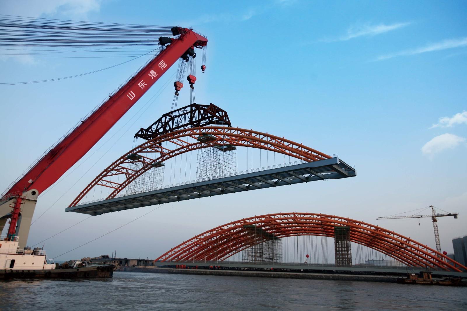 52-125m Span Steel Bridge