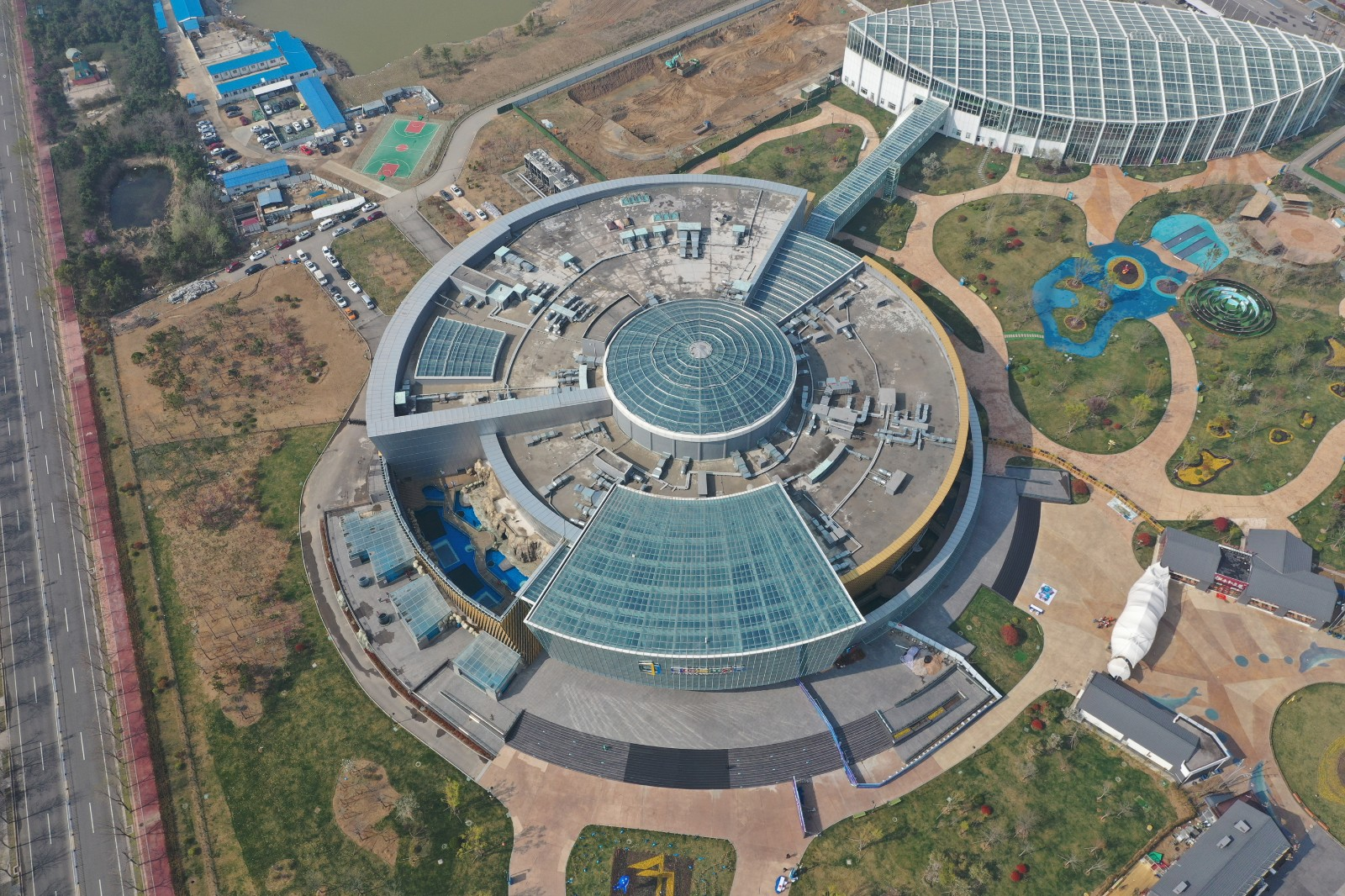 Rizhao Ocean Park project