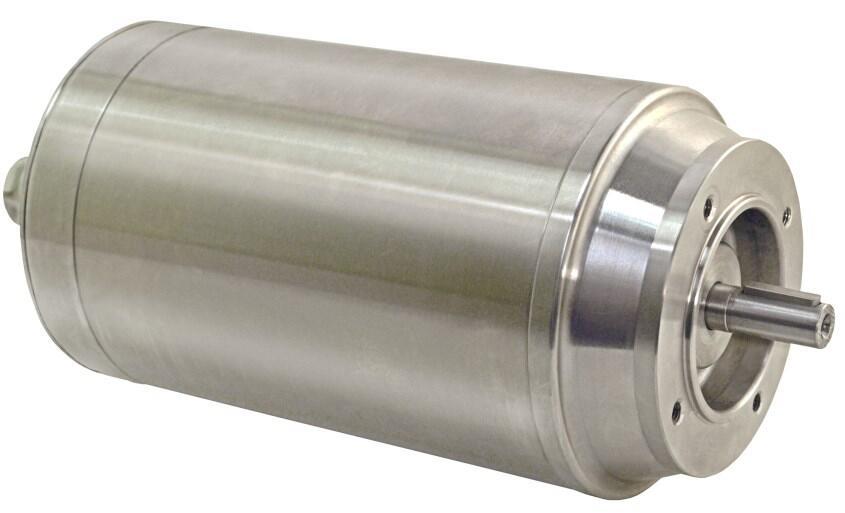 Stainless steel motor