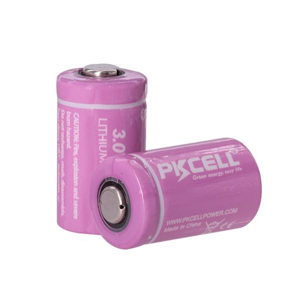 LiMnO2 CR2 850mAh 3V battery for door system