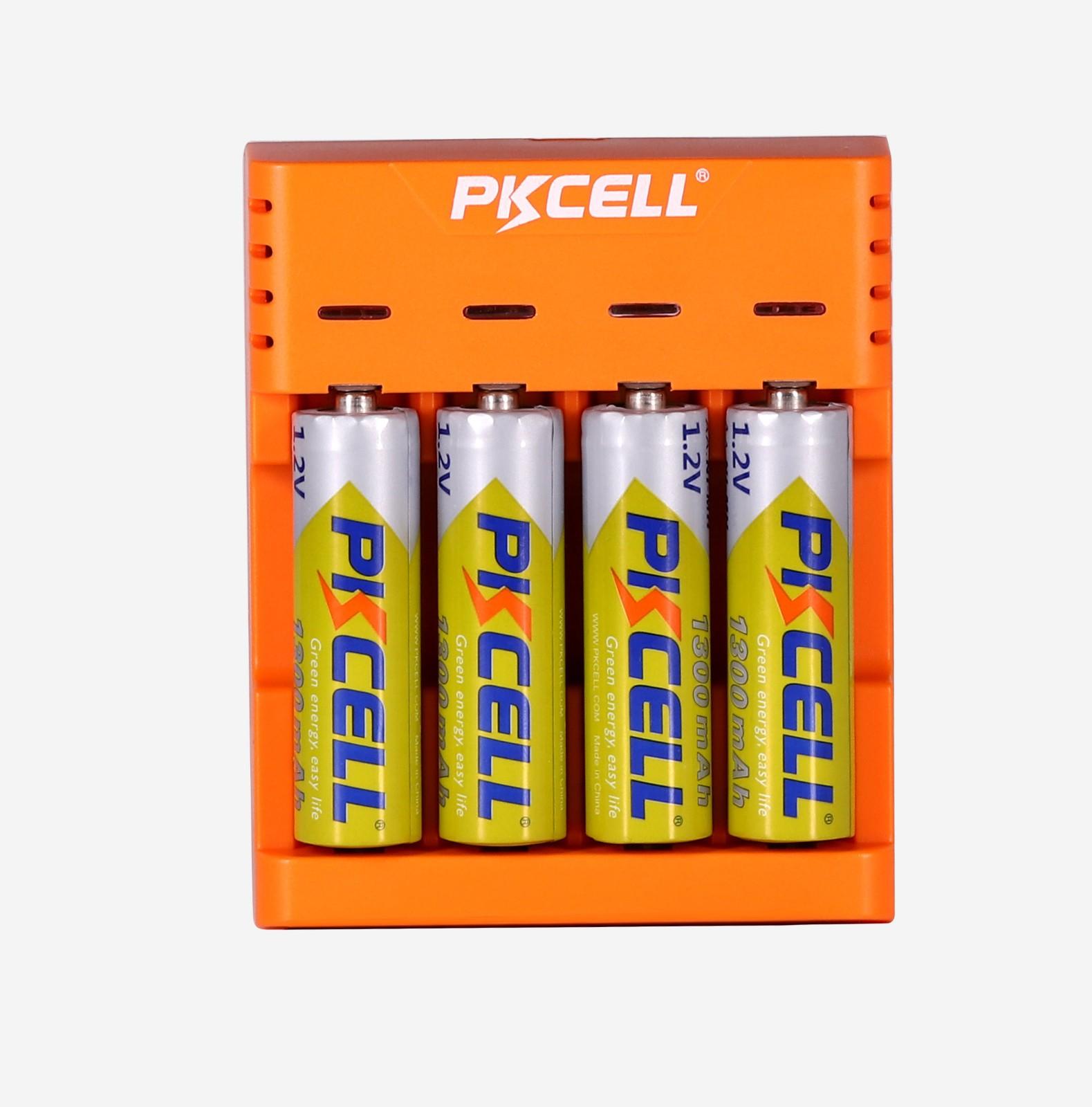 colorful USB charger 8146 for NI-MH/NI-CD AA/AAA