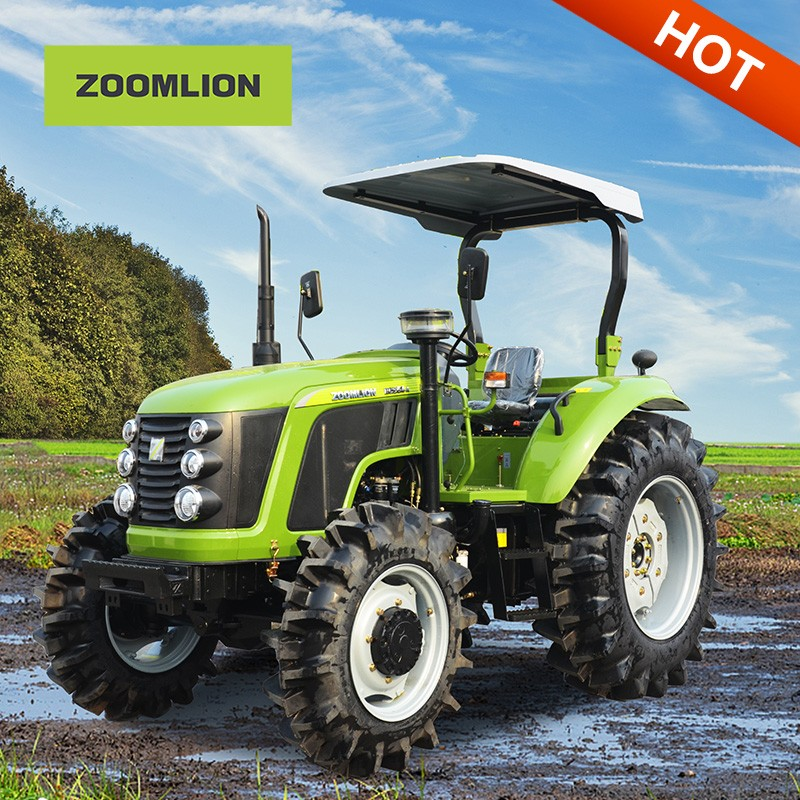 RK 90-110HP Tractor