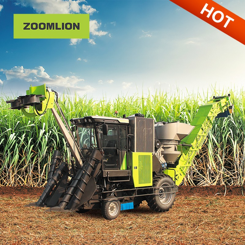 AC60B Wheeled Sugarcane Harvester