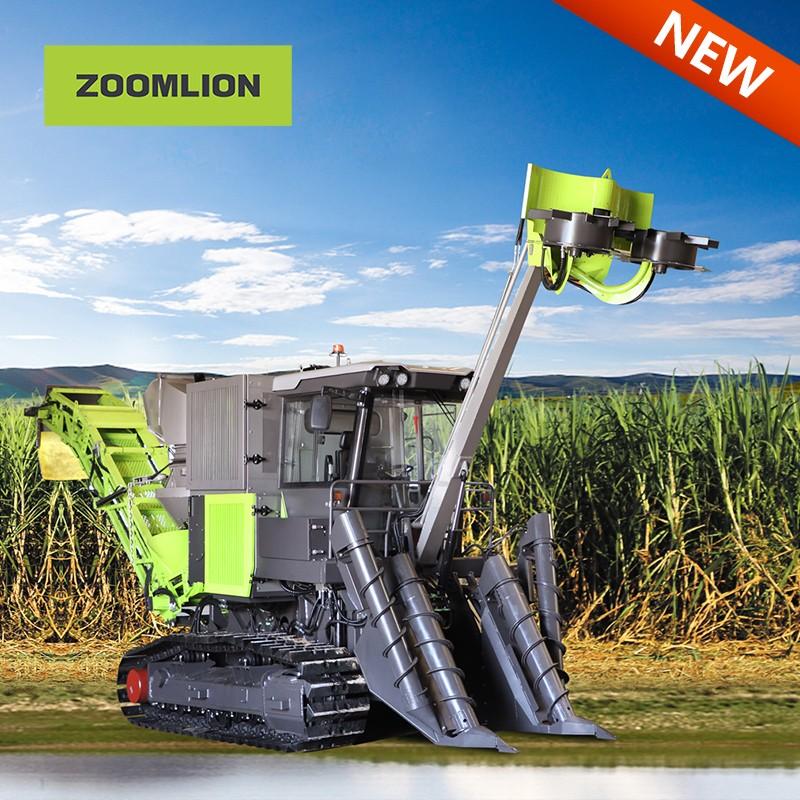 AC60B Crawler Sugarcane Harvester