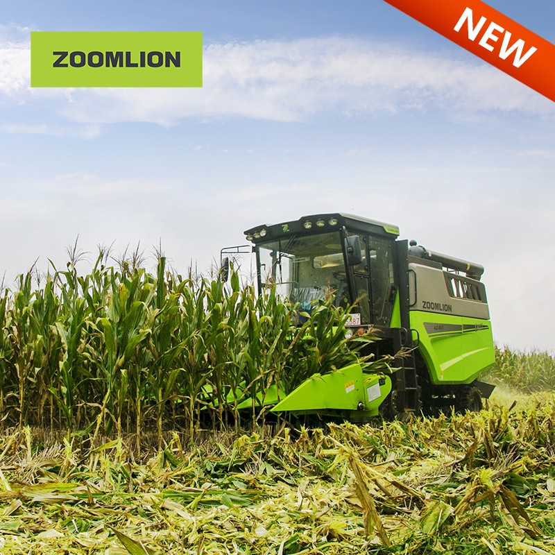TE90 Grain Combine Harvester