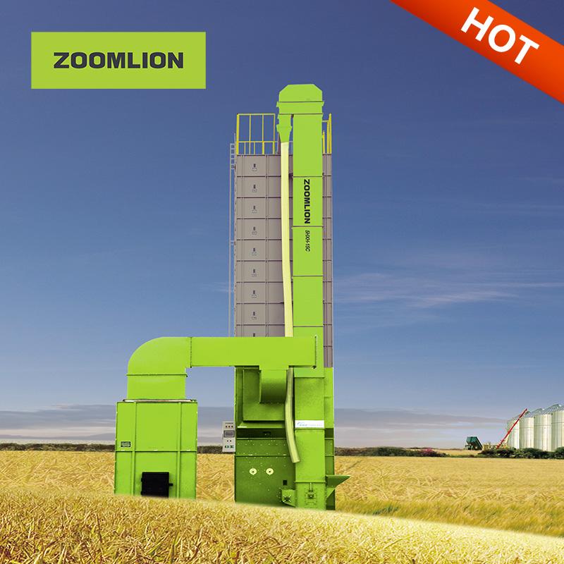 10T/15T Grain Dryer