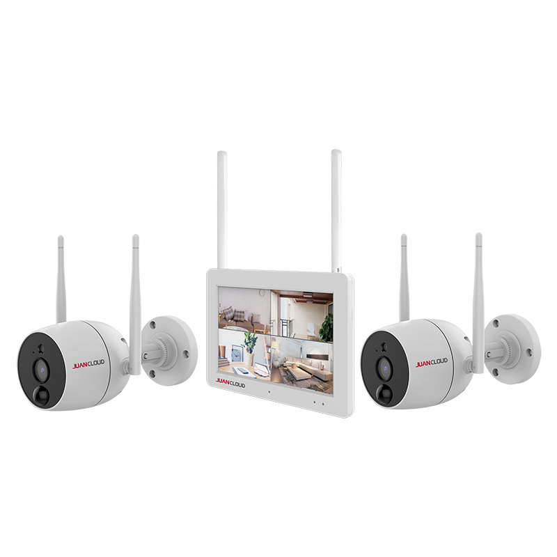 7 inch HD Touch Screen Network Recorder