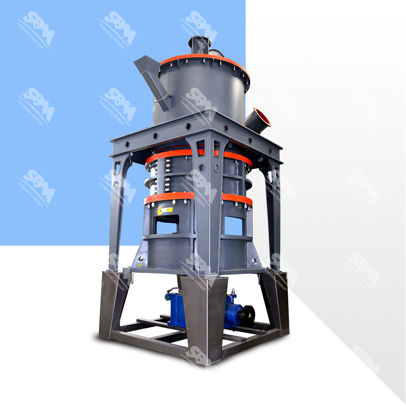 SCM Ultrafine Grinding Mill
