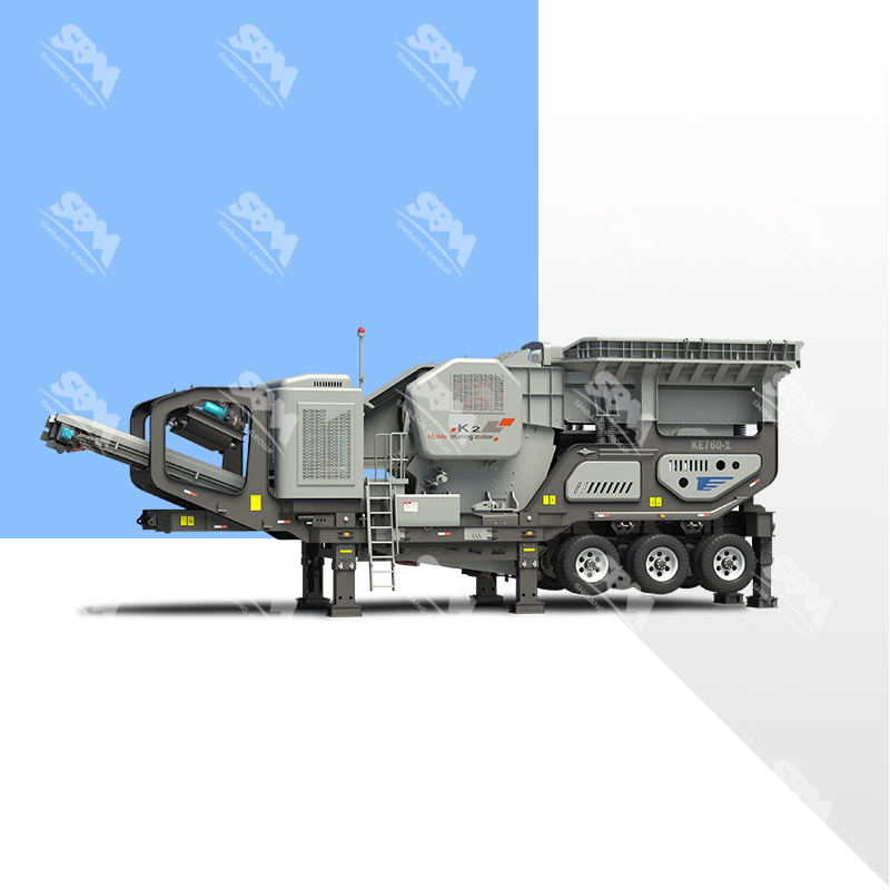 K Mobile Crusher