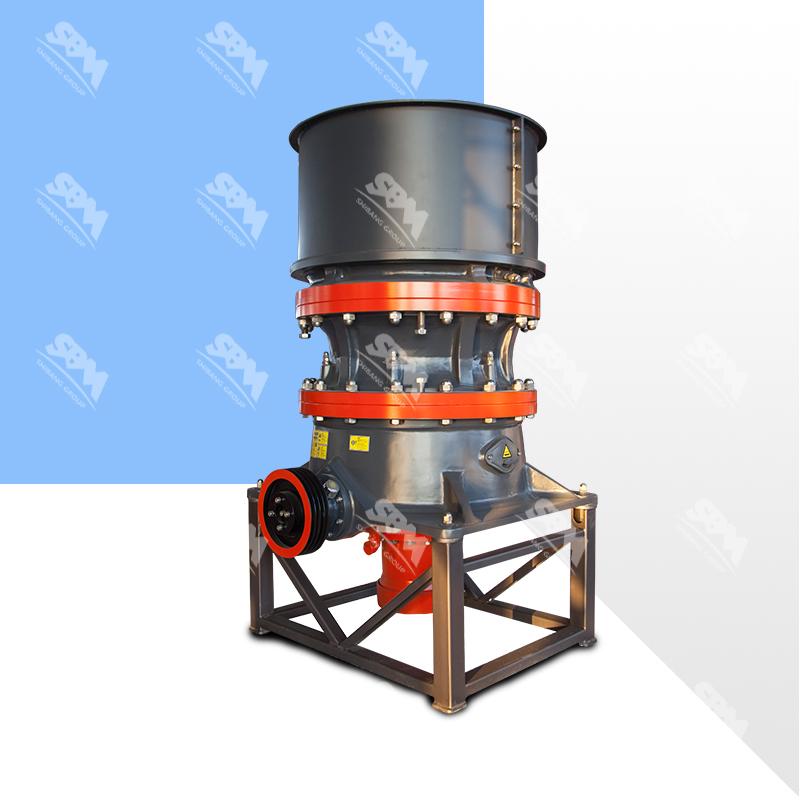 HST Single Cylinder Hydraulic Cone Crusher