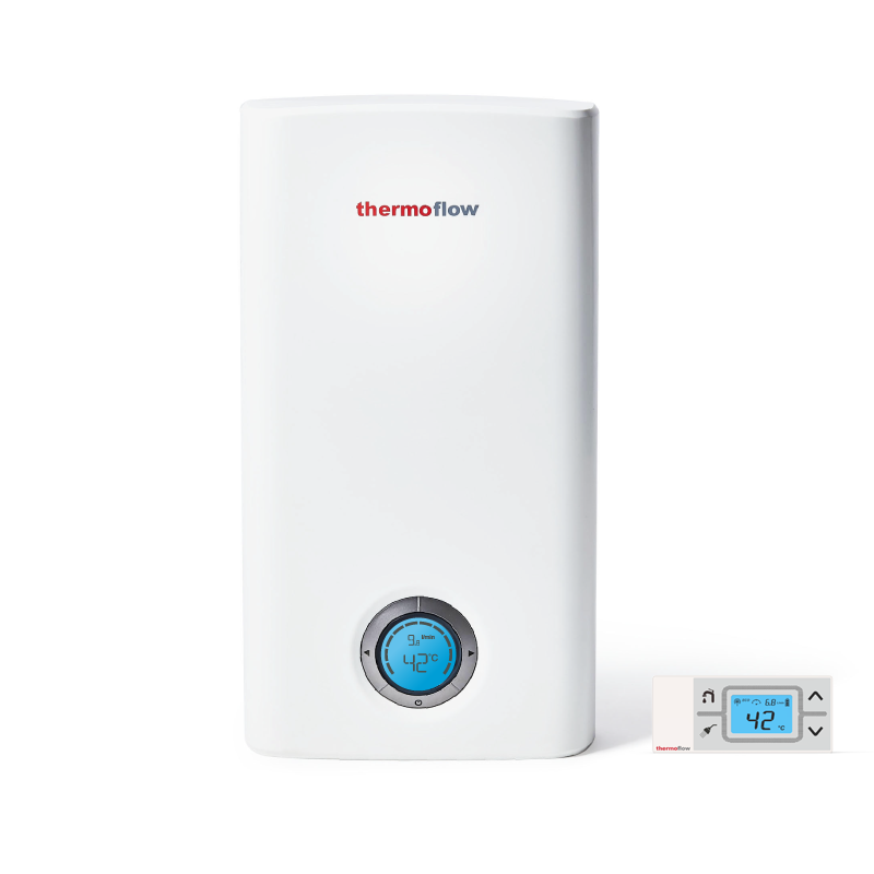 Remotely controlled Comfort instant water heater