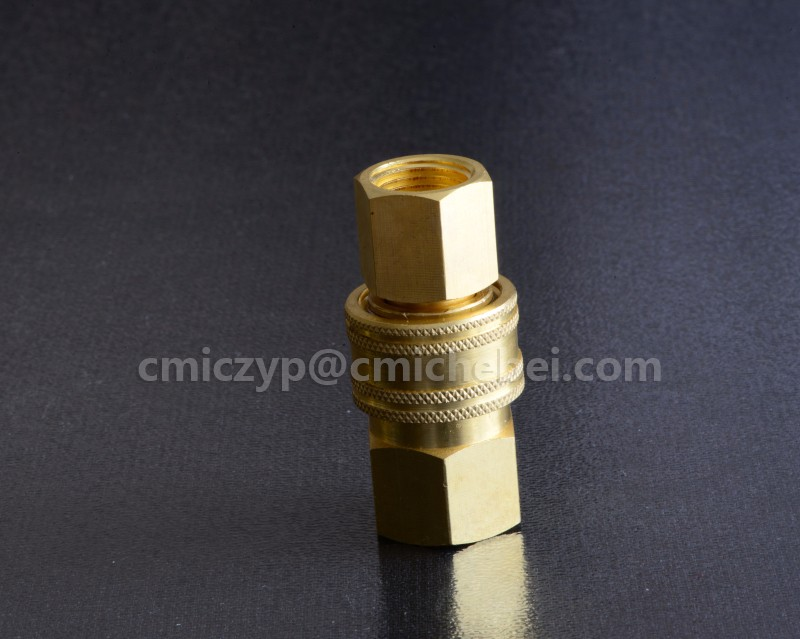 QUICKLY COUPLER