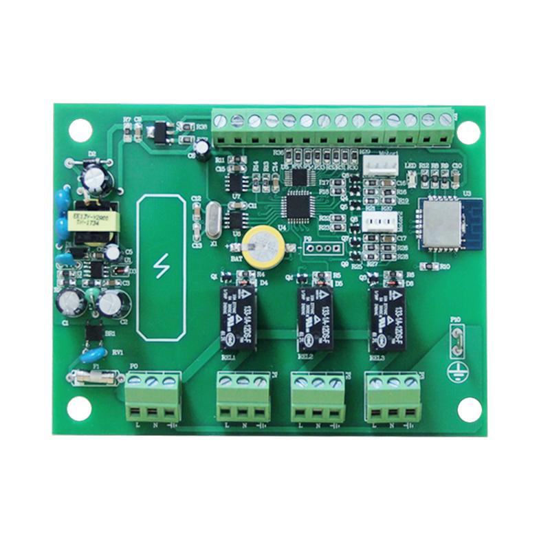 Wi-Fi HRV System Controller