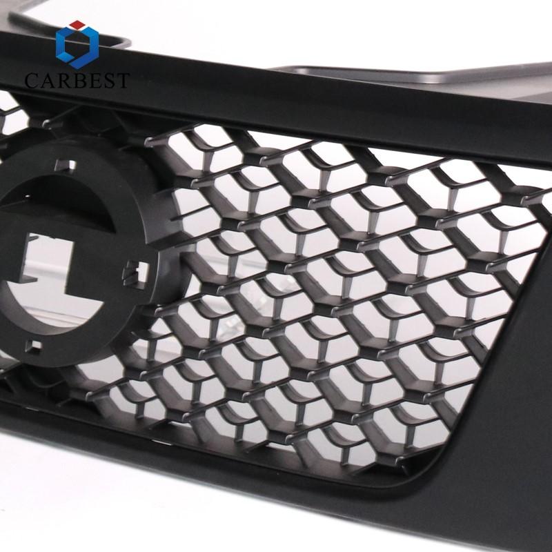 Modify grille for nissan navara np300 2014-2019