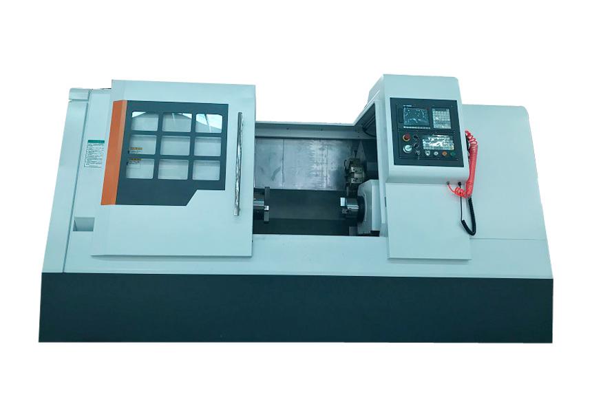 CNC slant-bed lathe