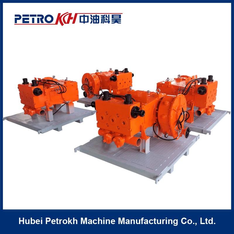KTZ600S oilfield triplex plunger pump