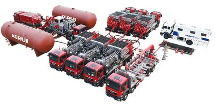 Fracturing Pump Equipment