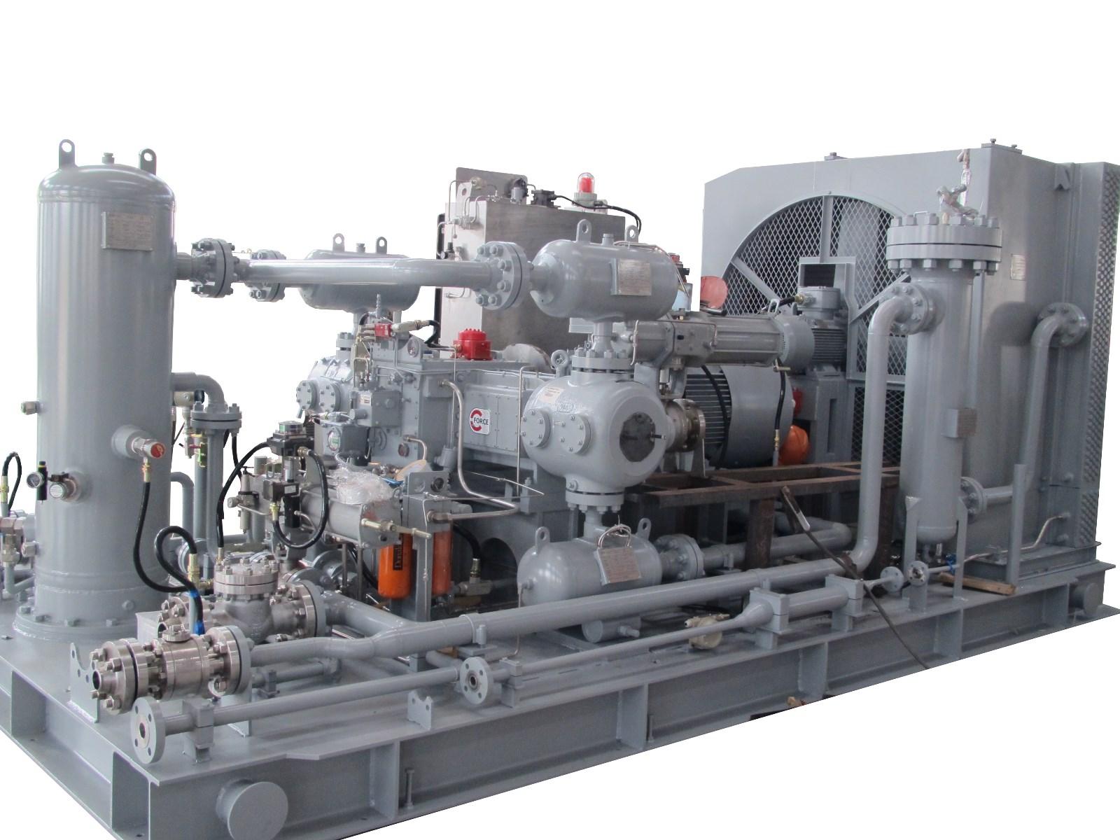 Natural Gas Compressor Equipment