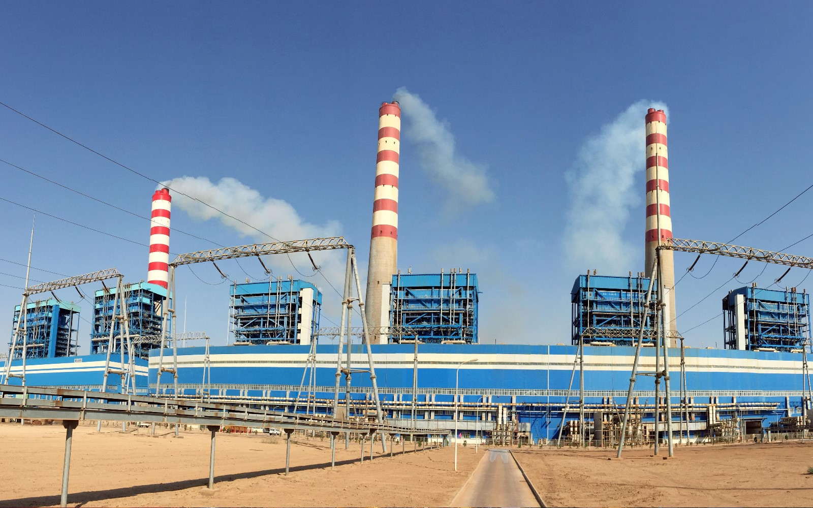 EPC general contracting of thermal power station (Including operation and maintenance, financing, et
