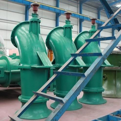 vertical axical pump