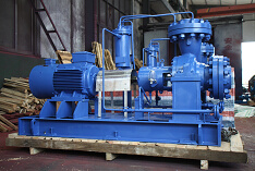 OH type chemical pump