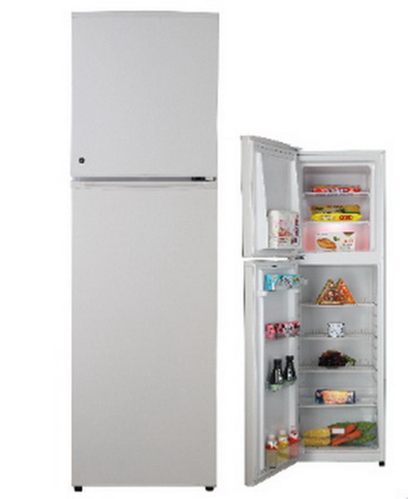 Huari BCD-263LFE 263L direct cooling double door refrigerator