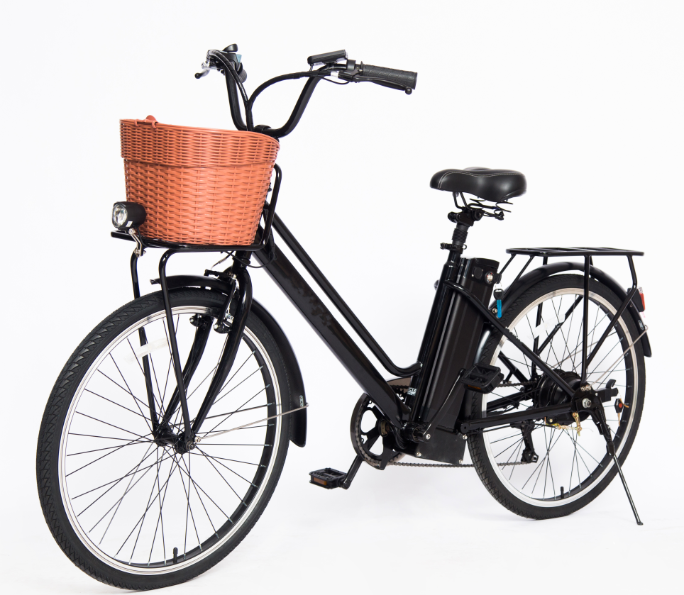 26 inch city electric bicycle