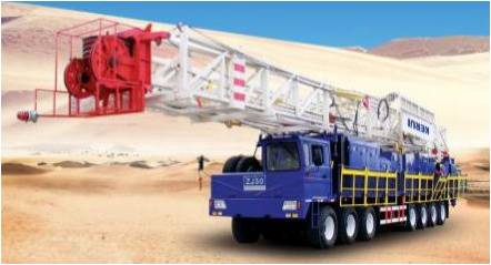 Truck-mounted rigs