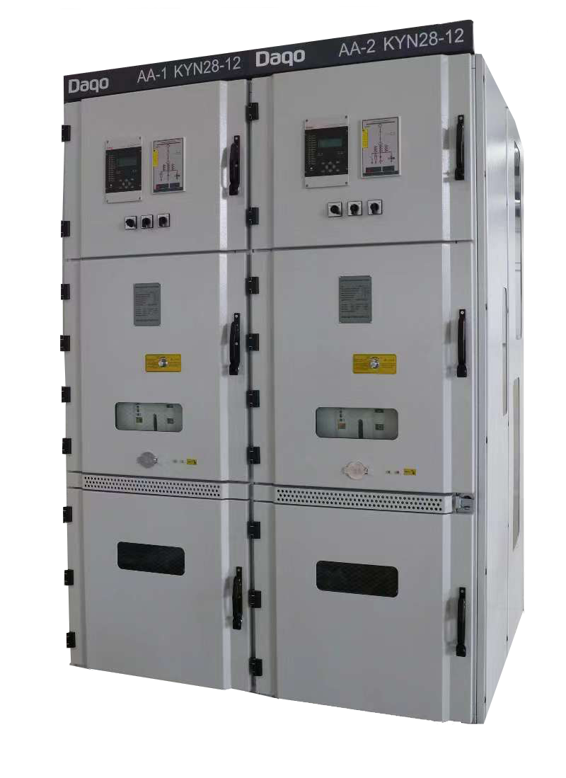 KYN28 series metal-clad withdrawable type switchgear