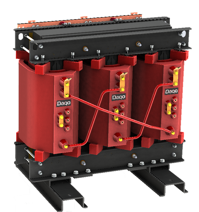 SCB series epoxy resin cast Dry-Type power transformer