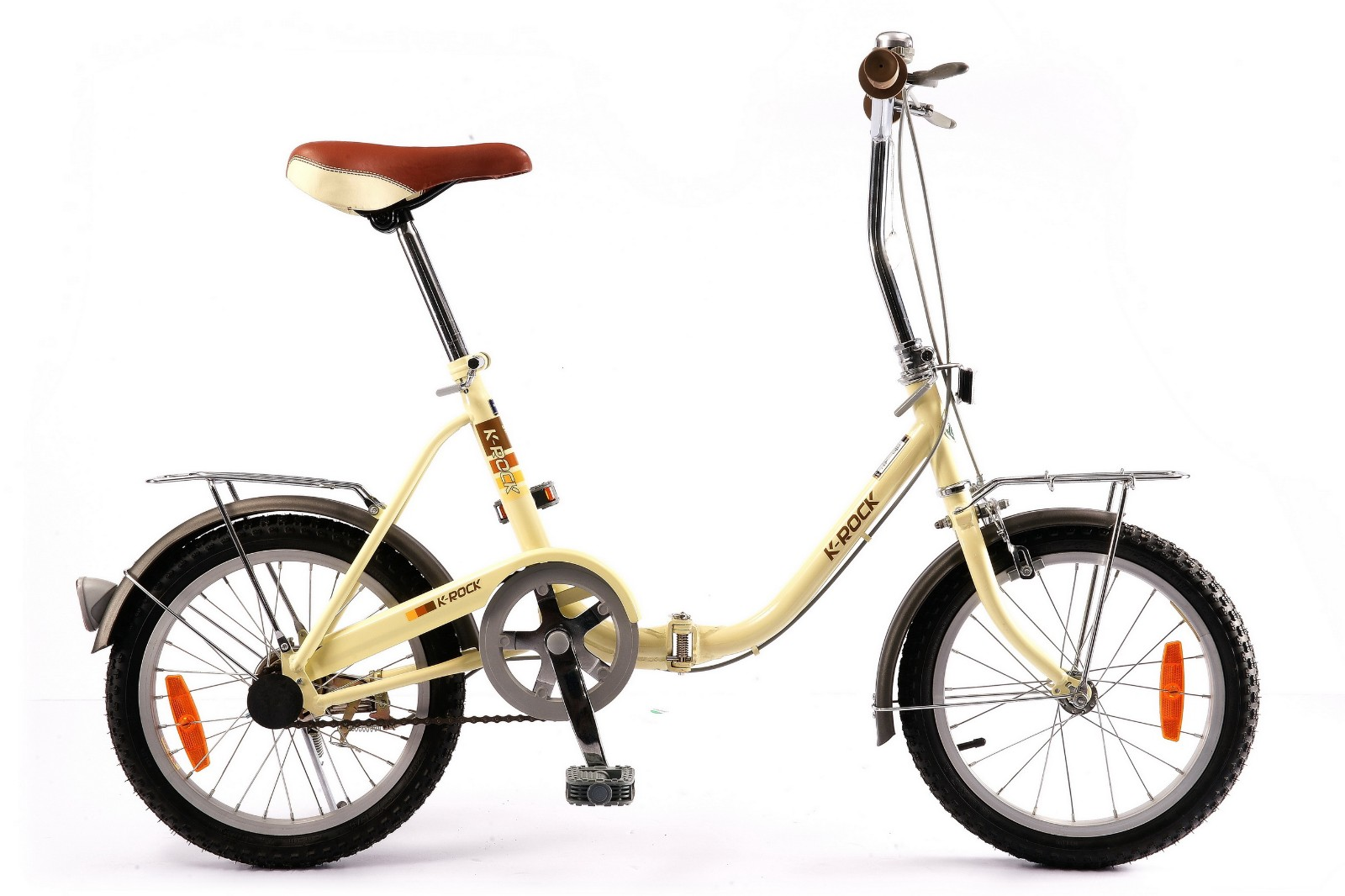 16 INCH STEEL FOLDING BICYCLE