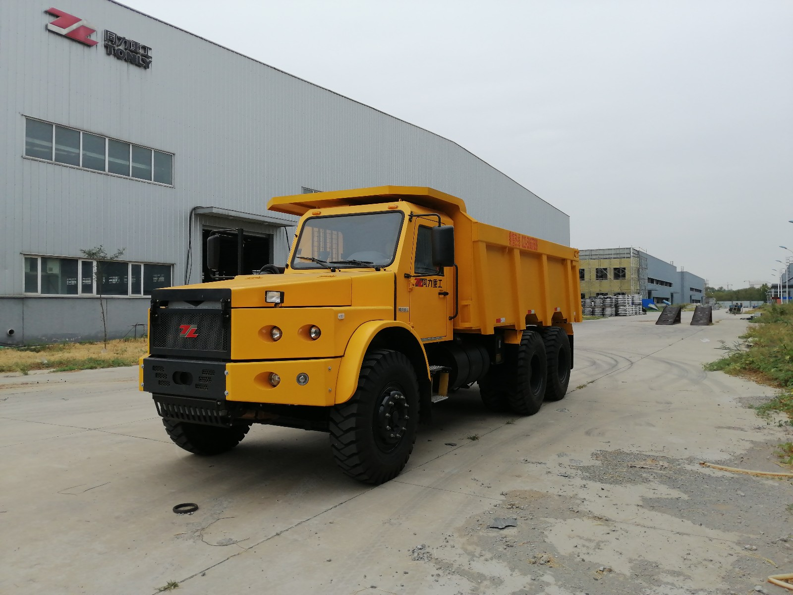 TLK301 Tunnel truck