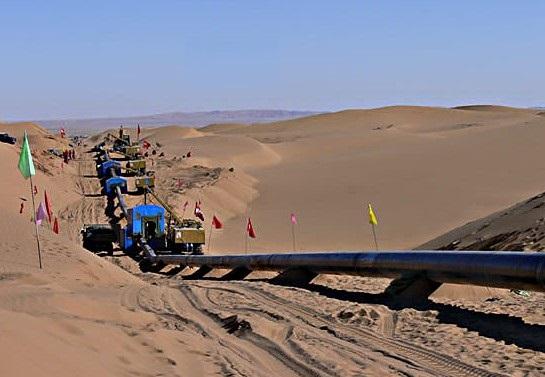 Overall weak pipeline project