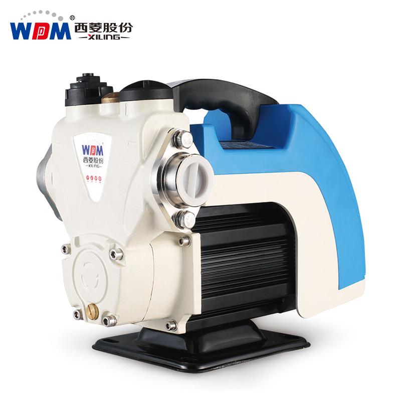 intelligent  permanent magnet frequency conversion constant pressure self-priming pump