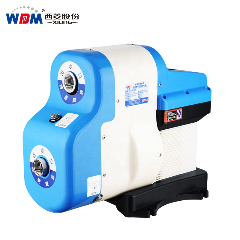intelligent permanent magnet frequency conversion self-priming centrifugal pump