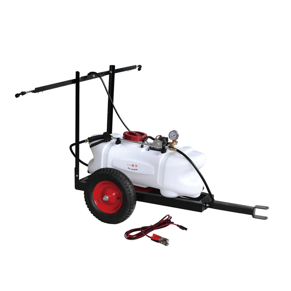 60L 100L agriculture garden ATV electric pump high pressure disinfect sprayer (SX-CZ60D)