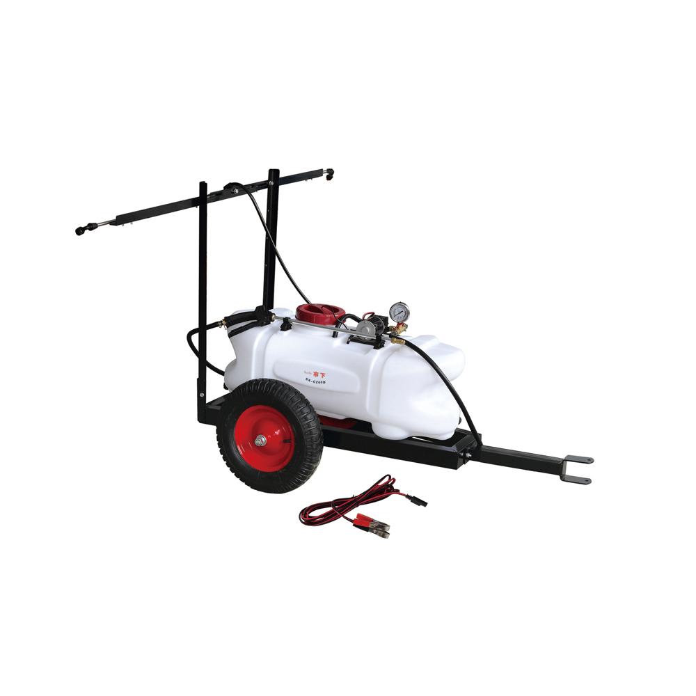 60L 100L agriculture garden ATV electric pump high pressure disinfect sprayer