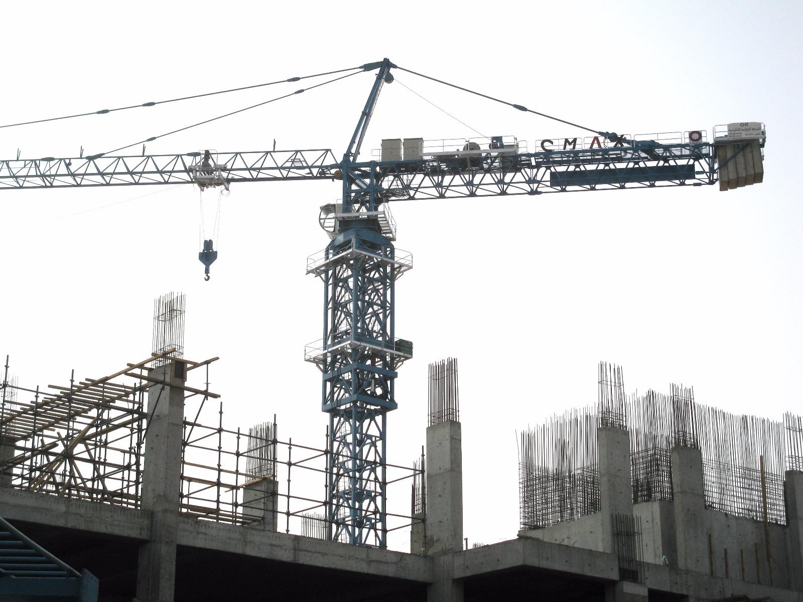 tower crane self erecting tower crane luffing tower crane flat top tower crane tower cranes potain