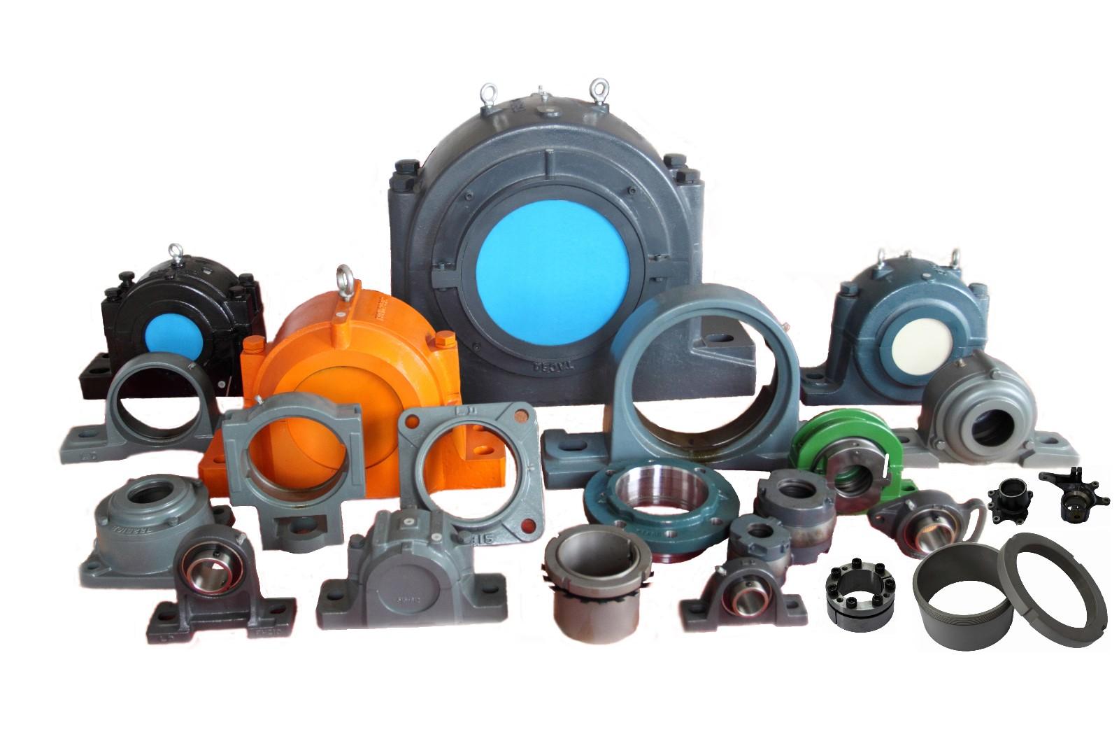 Bearing ,bearing units,plummerblock housings and Machining parts
