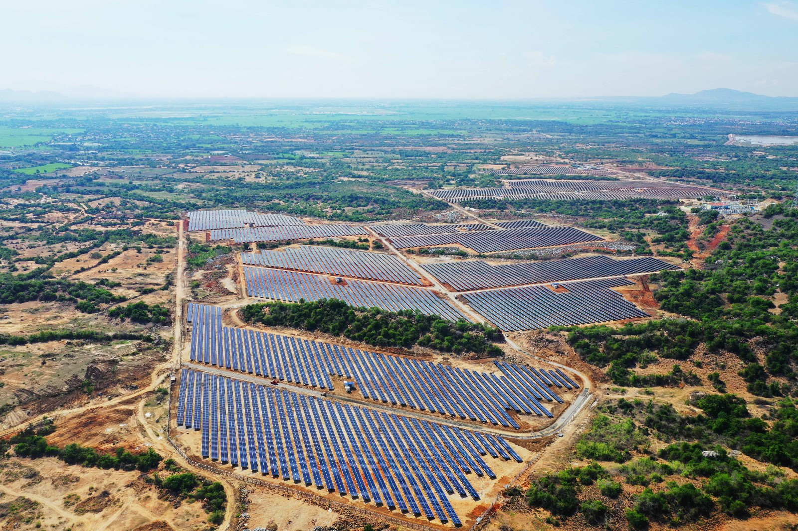 EPC general contracting of photovoltaic power station (including operation and maintenance, etc)