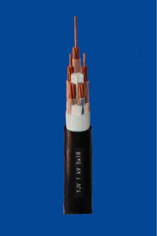 0.6-1kV LV XLPE insulated power cable