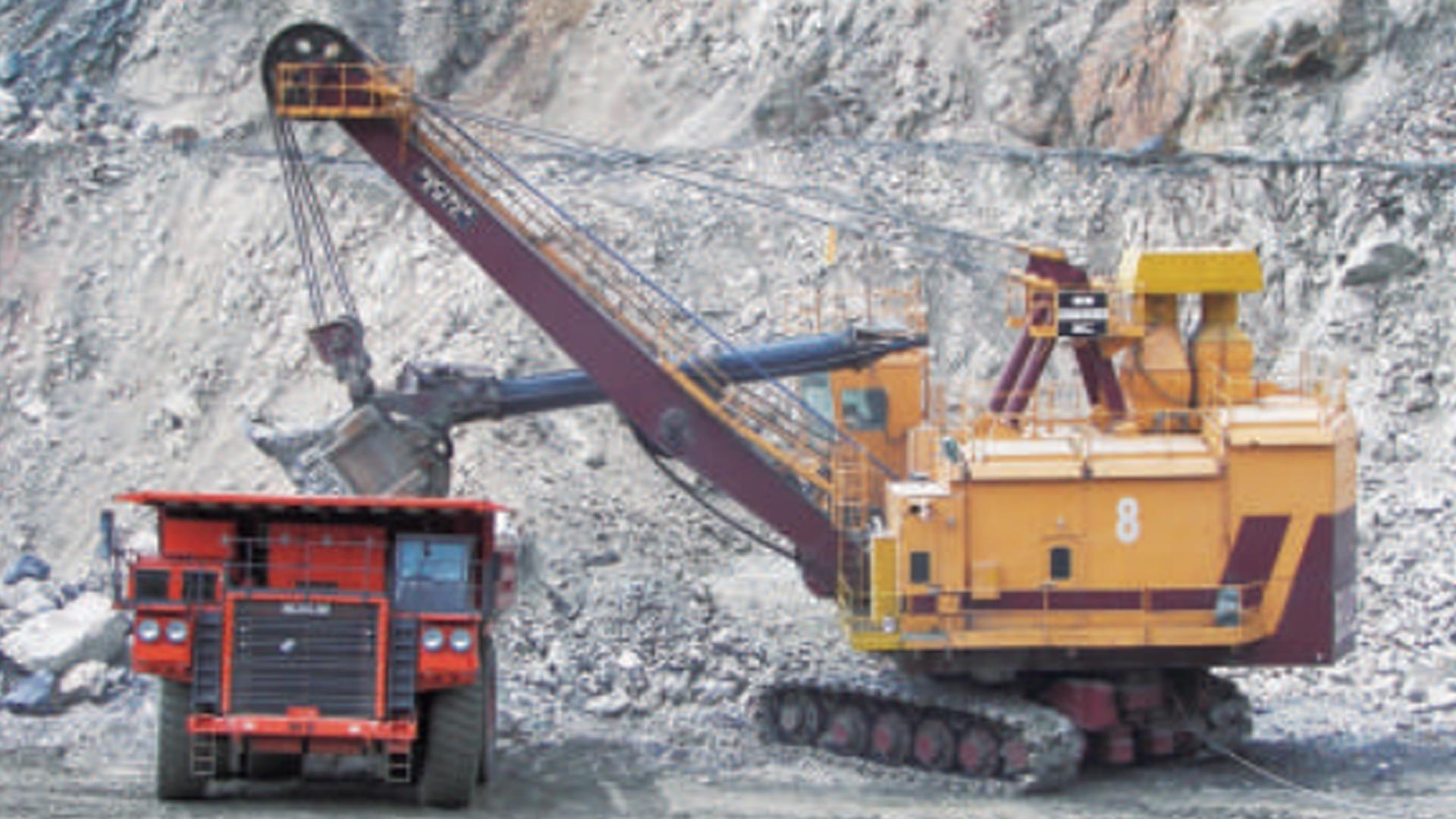 Mine Dispatch System (MDS)