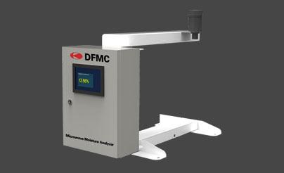 Microwave Moisture Analyzer (MA)