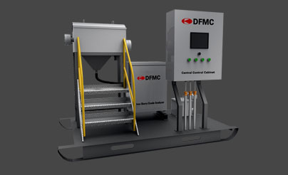 Iron Slurry Grade Analyzer(IGA-D)